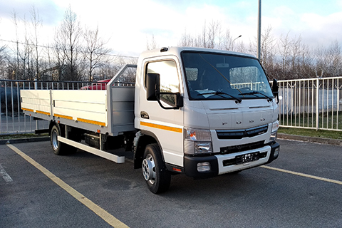 FUSO CANTER TF  FEC91H